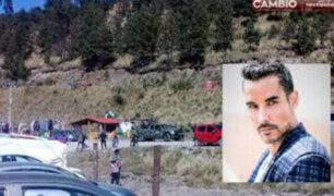 """México: Liberan a Alejandro Sandí, actor de """"El señor de los cielos"""" tras ser secuestrado"""