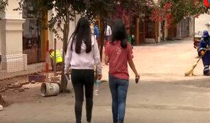 Obra paralizada: 'Calle de las Pizzas' luce abandonada en Miraflores
