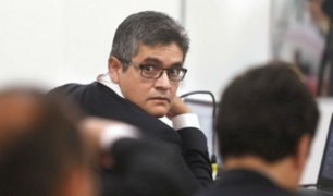 Caso Keiko Fujimori: Fiscal Domingo Pérez afirmó que es lamentable el fallo del TC
