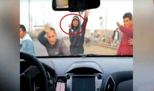 Más de 200 detenidos: vandalismo y enfrentamientos generó paro de taxis colectivos