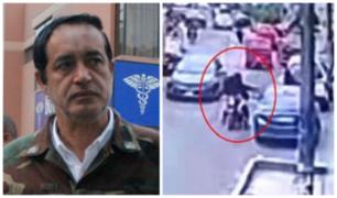Alcalde de SJL ofrece S/10 mil por información de sicarios que asesinaron a empresario