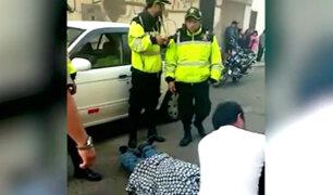Chorrillos: capturan a sujeto que asesinó a puñaladas a padre de familia