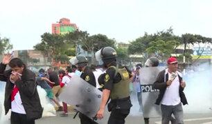 Paro de colectiveros: denunciarán penalmente a detenidos por desmanes