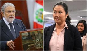 """Ernesto Blume sobre fallo a favor de Keiko Fujimori: """"Tenemos que corregir el accionar de jueces y fiscales"""""""