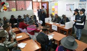 Elecciones 2020: ONPE capacitará en lenguas originarias a miembros de mesa
