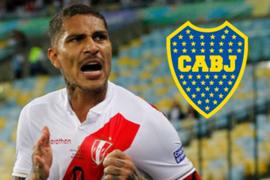 Paolo Guerrero: posible fecha de llegada y sueldo en Boca Juniors