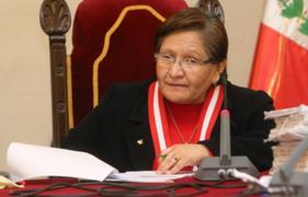 Jueza suprema Mariem Vicky de la Rosa fue nombrada como jefa de la OCMA