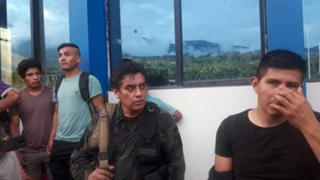 Cusco: liberan a policías que fueron retenidos y golpeados por comuneros del Vraem