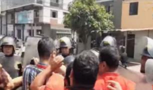 Vecinos de SMP acusan a municipio de Independencia de invadir su distrito