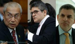 Chávarry: ¿Por qué archivaron investigación en su contra por remover a fiscales Vela y Pérez?