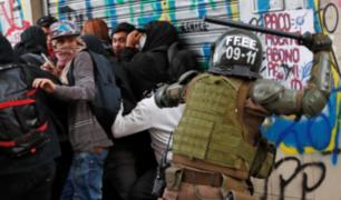 """Chile: denuncian a carabineros de cometer """"graves violaciones de derechos humanos"""""""