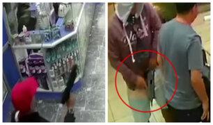 Continuos asaltos: ¿Dónde obtienen los delincuentes las armas?