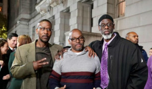 EEUU: liberan a afroamericanos tras 36 años por crimen que no cometieron