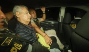 César Villanueva: Exprimer ministro fue trasladado a la Diviac tras allanamiento de su vivienda