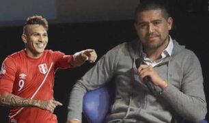 """Riquelme sobre Paolo: """"El que juega bien a la pelota lo puede hacer la edad que tenga"""""""