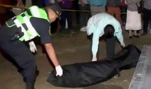 SMP: venezolana muere tras ser arrollada por cúster que iba a excesiva velocidad
