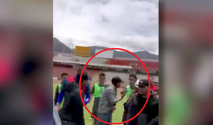 Sport Boys se pronuncia tras denuncia por amenazas a jugadores de Sport Huancayo