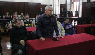César Villanueva: ex primer ministro pasó control de identidad en Poder Judicial