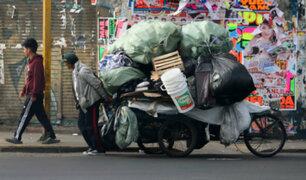 Reciclador murió arrollado por bus interprovincial en Piura
