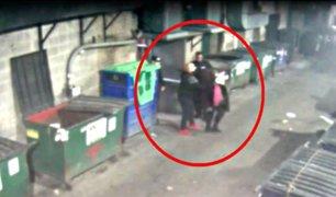 Mujer fue abusada sexualmente a las afueras de un bar