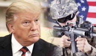 """Donald Trump anuncia que incluirá a """"cárteles"""" mexicanos en la lista de terroristas"""