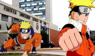 PUCP: estudiante obtiene licenciatura tras sustentar tesis sobre Naruto Shippuden
