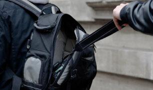 Arequipa: delincuentes golpearon a escolar para robarle sus pertenencias