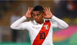 Selección Peruana Sub-23: Kevin Quevedo es desconvocado por el comando técnico