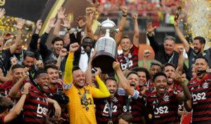 Copa Libertadores: Flamengo agradeció al pueblo peruano por su hospitalidad