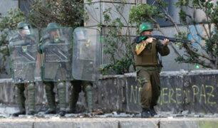 Chile: dictan prisión preventiva para dos policías por torturas a menor en protestas