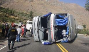 Accidente en carreteras: más de 600 personas murieron desde enero hasta octubre