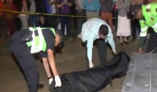 SMP: cúster que mató a venezolana presenta 56 mil soles en papeletas