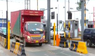 Indignante: conductores evaden pago de peaje con esta modalidad