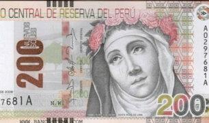 BCR: negocios están en la obligación de recibir billetes de S/200