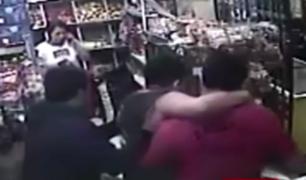 Chincha: comerciante fue baleado tras asalto en una tienda