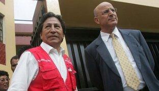 Alejandro Toledo: solicitan arresto provisorio de su exjefe de seguridad Avi Dan On