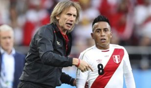 Ricardo Gareca cree que Christian Cueva es muy joven para retornar a la liga peruana