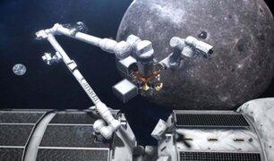 Europa participará en la construcción de una estación orbital lunar