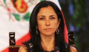 Nadine Heredia: audiencia de impedimento de salida del país se reanuda este viernes