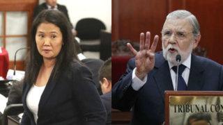 Keiko Fujimori: TC publicó fallo que ordena libertad de lideresa de Fuerza Popular