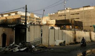 Irak: más de 30 fallecidos dejó jornada de protestas este jueves