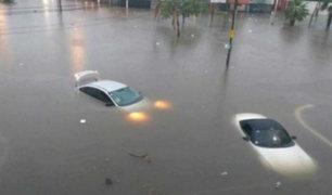 Varios estados de México afectados por torrenciales lluvias