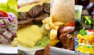 Perú fue premiado como mejor destino culinario del mundo
