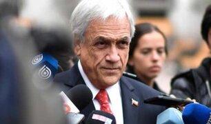 Chile: Sebastián Piñera llama a enfrentar a un enemigo poderoso e implacable