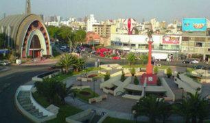Miraflores: Crearán amplia zona peatonal en óvalo Gutiérrez
