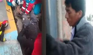 Chofer en estado de ebriedad que atropelló a dos personas fue capturado por transeúntes