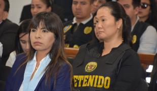 Giulliana Loza niega Keiko Fujimori tenga pensado pedir asilo político