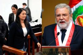 """Keiko Fujimori: TC sostiene que sentencia """"es cosa juzgada, es inamovible"""""""