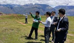 Corea del Sur realizó primeros estudios para aeropuerto de Chinchero