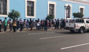 Colegio de Abogados de Lima: caos en las elecciones para el nuevo decano